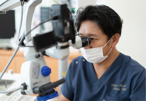 東歯科医院長・東高士