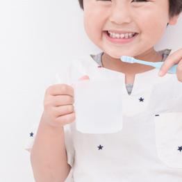 子供の歯の治療について
